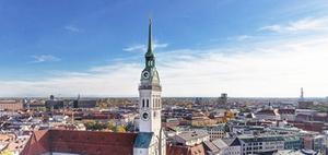 Bezahlbare Mieten: Münchner Bürgeranleihe im Börsenhandel