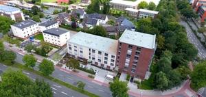 Wohn + Stadtbau Münster hat Studentenwohnheim realisiert