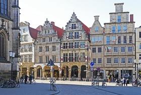 Münster Stadtansicht