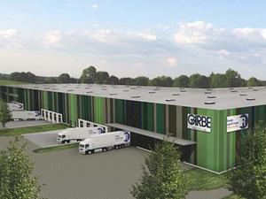 Garbe Logistic entwickelt Logistikzentrum in Mannheim