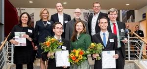 Controlling-Nachwuchspreis 2017 in Berlin verliehen