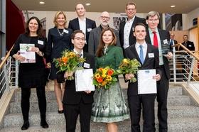 Nachwuchspreisträger Controller-Nachwuchs-Preis 2017 civ Controller Kongress 2017