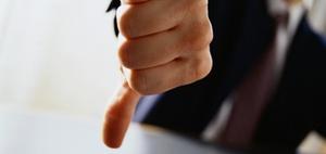 Kolumne Entgelt: Die Top 10 der unbeliebtesten Vorschriften