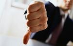 Nahaufnahme Hand eines Anzug tragenden Mannes