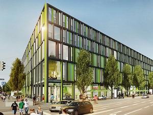 """KGAL kauft Büro- und Geschäftshaus """"Mona"""" in München"""