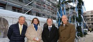 Nassauische Heimstätte baut 160 geförderte Wohnungen in Frankfurt