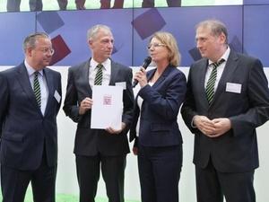 Expo Real: Bewilligung für 84 geförderte Mietwohnungen