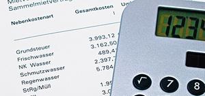 Umlage von Betriebskosten: Voraussetzungen