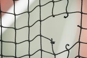 Netz mit Loch