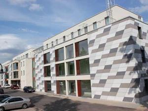 Wohnungswirtschaft: WCW eröffnet Service-Wohnanlage in Chemnitz