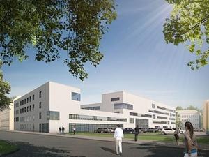 Strabag realisiert Neubau für Landesregierung Brandenburg