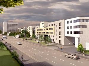 Hamburg-Lurup: Neues Quartier mit 224 Wohnungen
