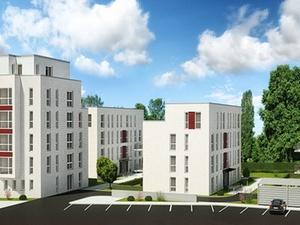 BC Immoproject baut Eigentumswohnungen in Kiel