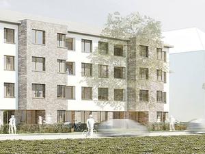 Deutsche Wohnen baut neue Wohnungen in Potsdam