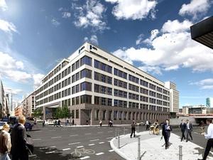 HIH kauft Frankfurter Bürohaus für Warburg-Fonds