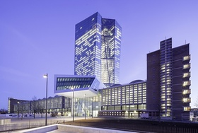 Neue EZB - ECB European Central Bank
