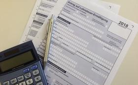 Neuer Antrag auf Lohnsteuerermäßigung 2018