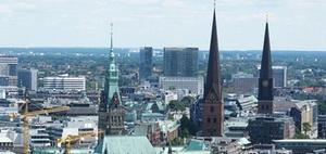 Hamburg: Wohnungspolitik entscheidet Bürgerschaftswahl (mit)