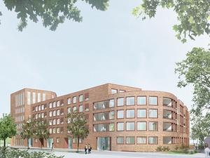 Projekt: Neues Wohnquartier am Südbahnhof Hannover
