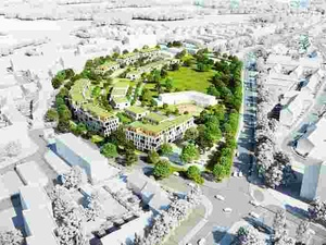 Projekt: 160 geförderte Wohnungen in Neuss