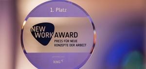 Xing New Work Award: Abschied von den Start-ups