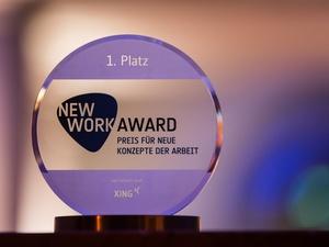 New Work: Award für innovative Arbeitskonzepte verliehen