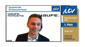 Newcomer Award 2020_Jesper Juul