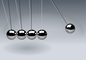 Newton Balls Pendel