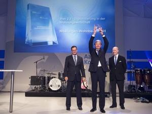 Auszeichnung für die Nibelungen-Wohnbau-GmbH: Nibelungen-App