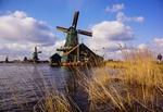 Niederlande_Holland_Windmühlen