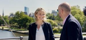 Interview mit Norma Schöwe zu 100 Tagen bei der DGFP