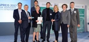 NRW-Landespreis: Wohn + Stadtbau Münster erhält Auszeichnung
