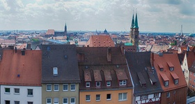 Nürnberg Stadtansicht