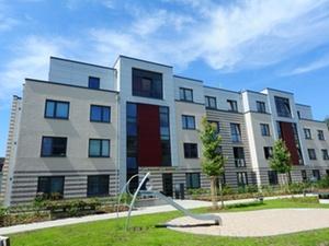 Neubau:: 299 neue Wohnungen in Luebeck