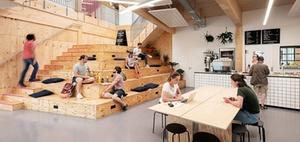 Hybrides Arbeiten: Die Arbeitsorte der Zukunft