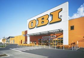 Obi-Baumarkt