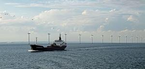 Erste Hilfe auf Offshore-Windkraftanlagen