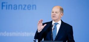 Finanzminister Scholz schlägt höhere Steuer für Reiche vor