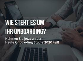 Onboarding-Umfrage