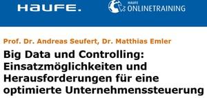 Online-Seminar: Big Data und Controlling