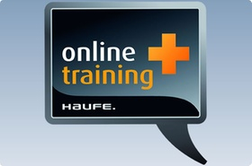Online Training Plus Symbol