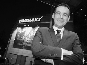 Onno Meyer wird Senior Manager HR bei Cinemaxx