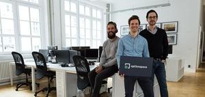 """Start-up: Optionspace will das """"Airbnb für Büros"""" werden"""