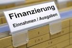 Finanzierung mit Einnahmen und Ausgaben