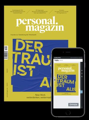 Personalmagazin Ausgabe 9/2021   Personalmagazin