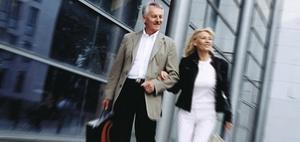 AGB: Hinterbliebenenversorgung auch bei kurzer Ehedauer
