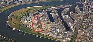 Projekt: Panattoni baut Logistikzentrum in Düsseldorf