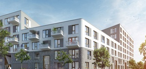 München: Quartier mit 2.400 Wohnungen geplant