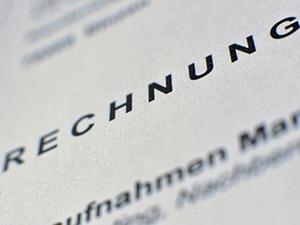 Systemanforderungen: elektronische Rechnungen
