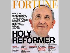 Change-Management: Veränderungsprojekt von Papst Franziskus